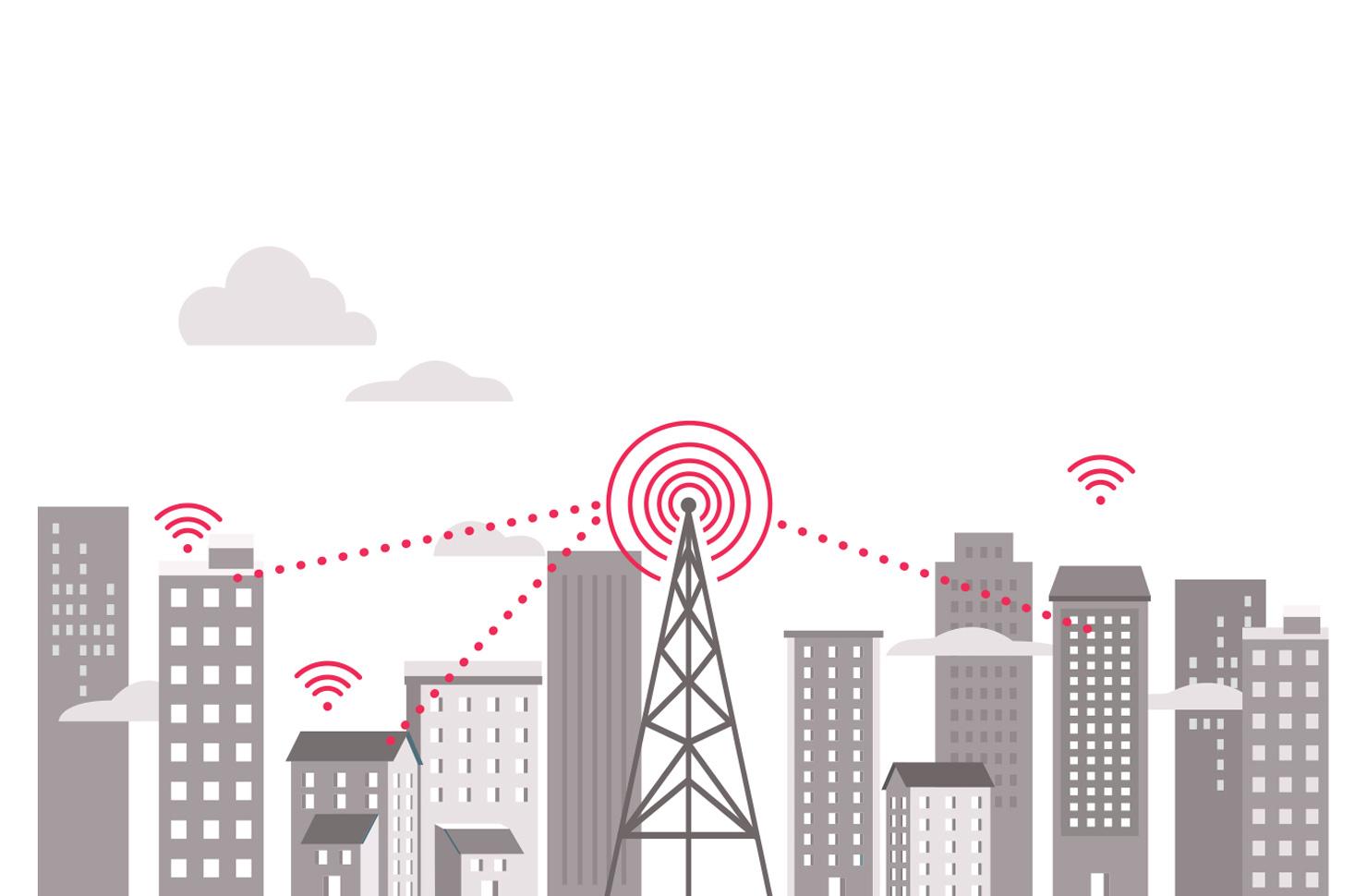 Wireless Internet Business Service | Rise Broadband
