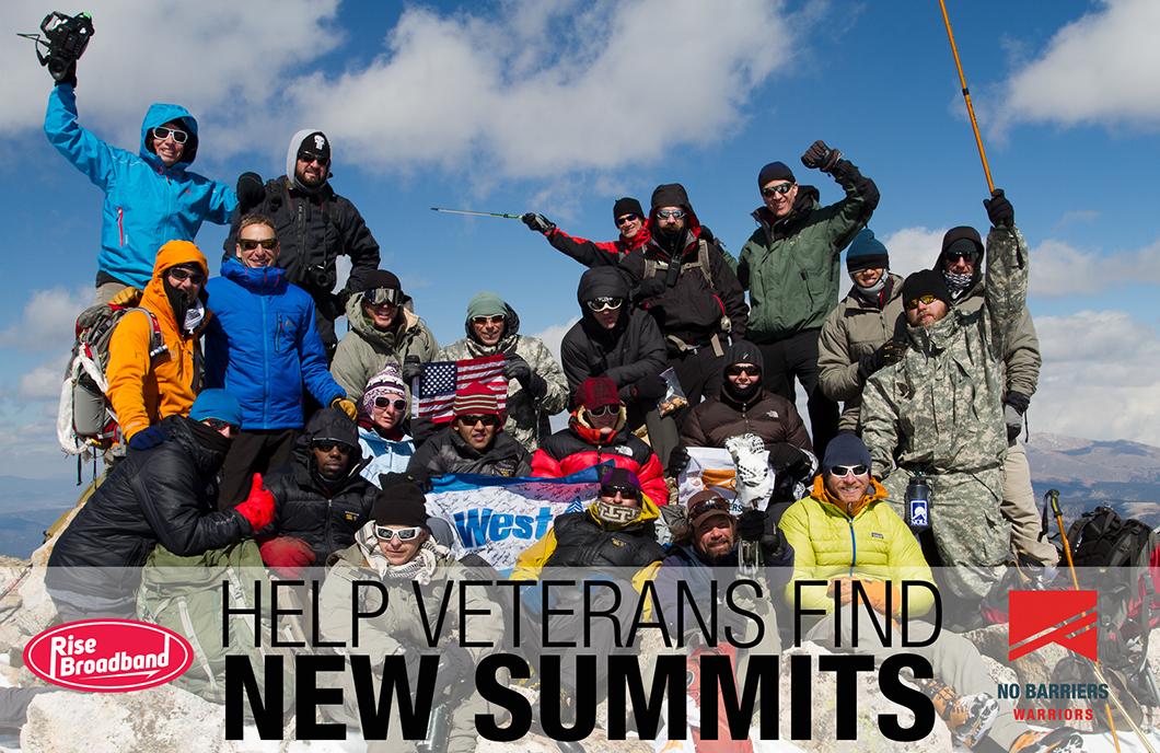 James Peak Summit