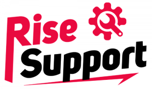Rise Broadband Support logo